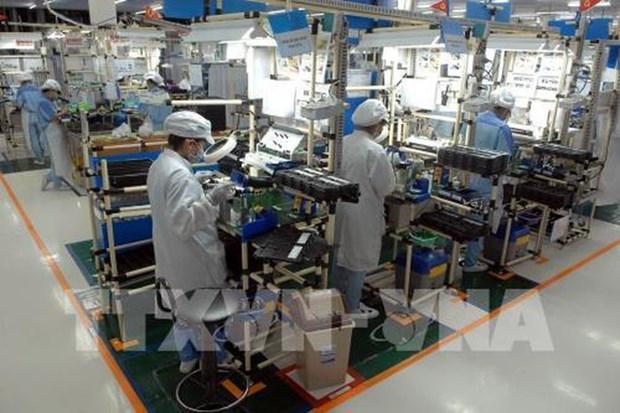 2月份越南全国注册资本猛增 hinh anh 1