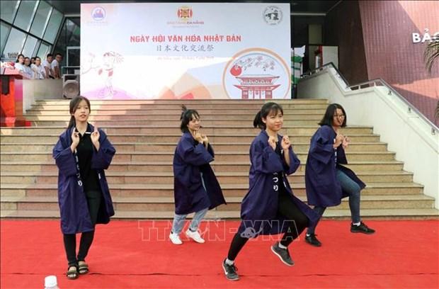 日本文化节在岘港市举行 hinh anh 1