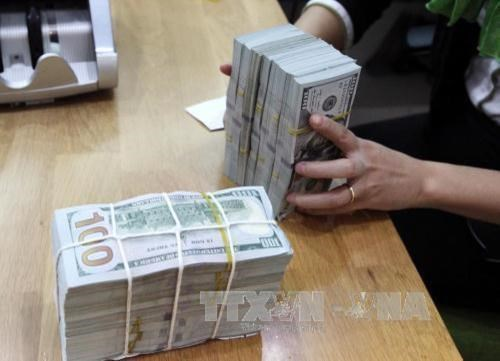 3月11日越盾兑美元中心汇率上涨4越盾 hinh anh 1