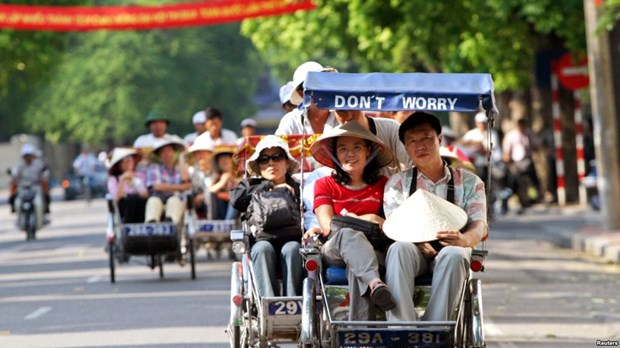 越南与韩国人员往来日趋频繁 hinh anh 1