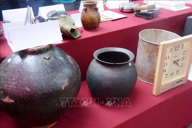 得乐省博物馆接受私人捐赠的实物 hinh anh 2
