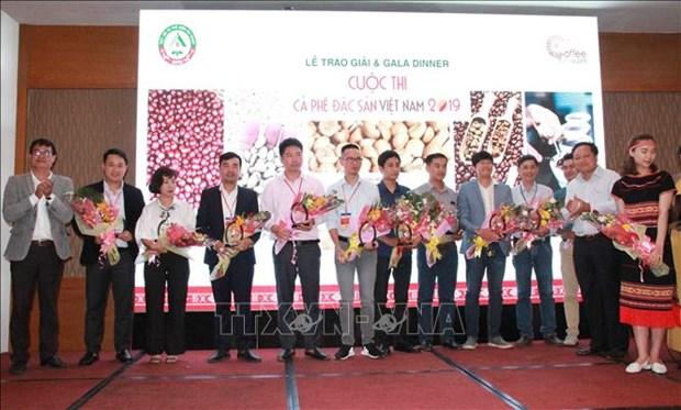 提高越南咖啡价值 促进特产咖啡发展 hinh anh 2