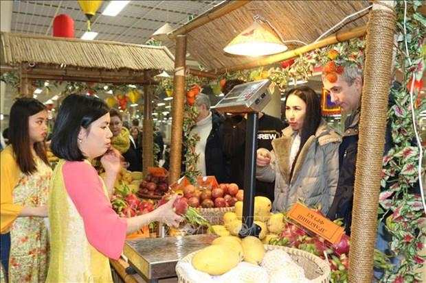 第8次越南街头美食节在俄罗斯热闹开场 hinh anh 2