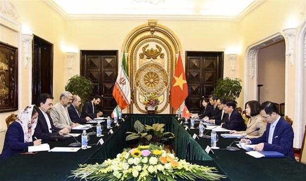 促进越南与伊朗的合作关系 hinh anh 2