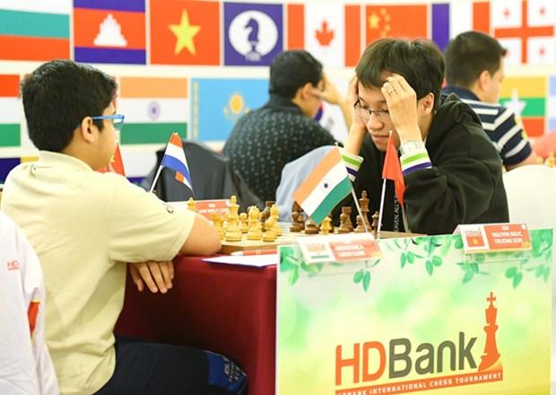 世界国际象棋联合会主席阿卡迪·达瓦科维奇访问越南 hinh anh 2