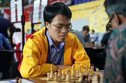 美国Spring Chess Classic国象锦标赛:黎光廉获季军 hinh anh 1