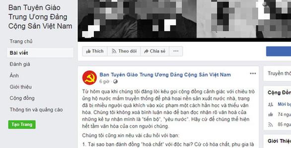 严厉打击利用社交网络发布虚假信息的行为 hinh anh 1