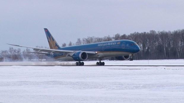 越航从7月2日起将转入俄罗斯谢列梅捷沃SVO机场运营 hinh anh 1