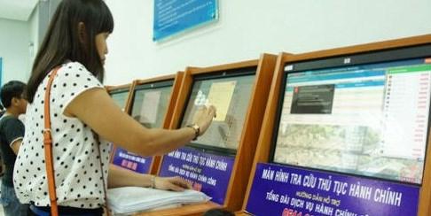 越南政府总理批准国家公共服务门户网站提案 hinh anh 1