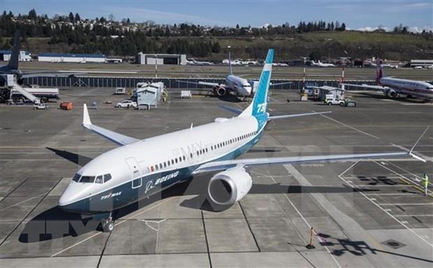 越南航空局:目前越南没有任何航空公司使用波音737MAX机型客机执飞 hinh anh 1