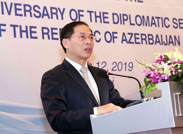 越阿外交部为推动双边合作发展做出持续不断的努力 hinh anh 3