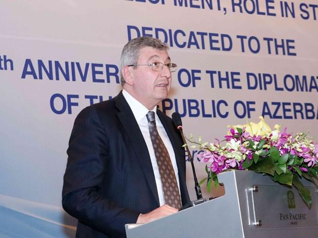 越阿外交部为推动双边合作发展做出持续不断的努力 hinh anh 2