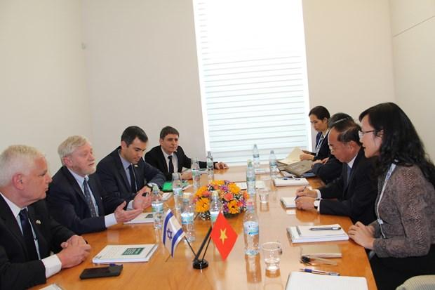 最高审计机关亚洲组织和欧洲国家最高审计机关举行第三届联合会议 hinh anh 2