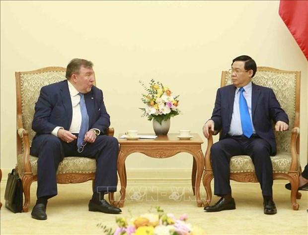 越南承诺将做国际投资银行的积极成员 hinh anh 2