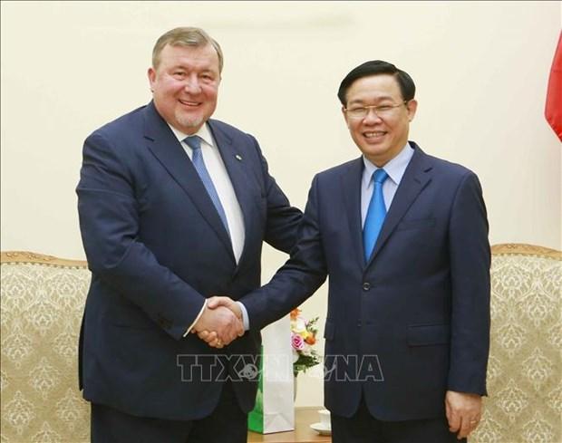 越南承诺将做国际投资银行的积极成员 hinh anh 1