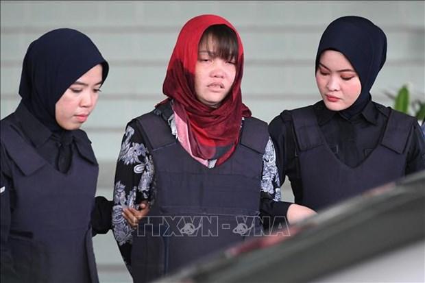 越南要求马来西亚以公正的态度对段氏香案件进行审理 hinh anh 1