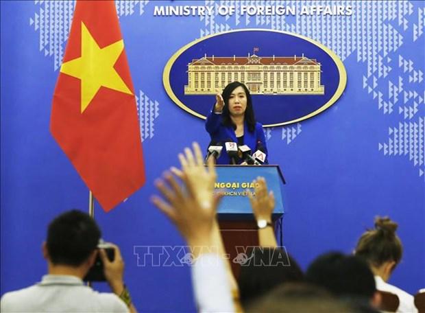外交部发言人:美国国务院2018年人权报告不正确体现越南实际情况 hinh anh 1
