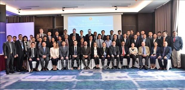 东盟地区论坛就加强海上执法工作的地区合作举行第二次研讨会 hinh anh 1