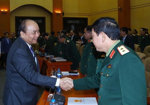 阮春福总理:严厉打击国防用地管理使用中的违规行为 hinh anh 2
