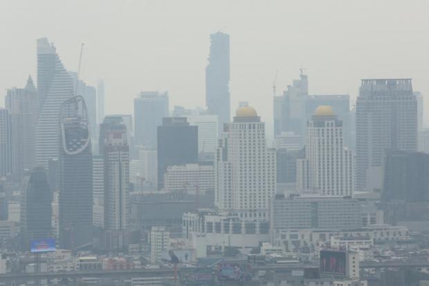 泰国空气污染严重 hinh anh 1