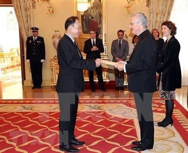 越南在安道尔公国设立名誉领事办事处 hinh anh 1