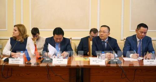 越俄双方进出口和投资合作潜力仍有待挖掘 hinh anh 2