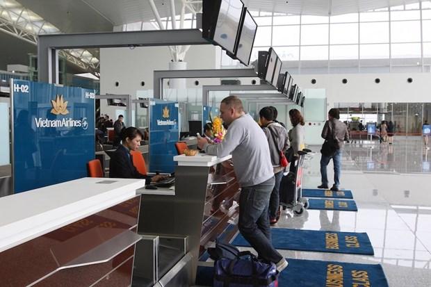 越航推出机场地图导航应用软件 hinh anh 1