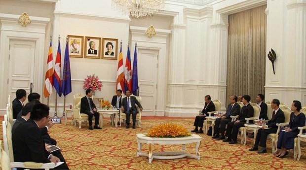 越南与柬埔寨加强信息与传媒领域的务实合作 hinh anh 1