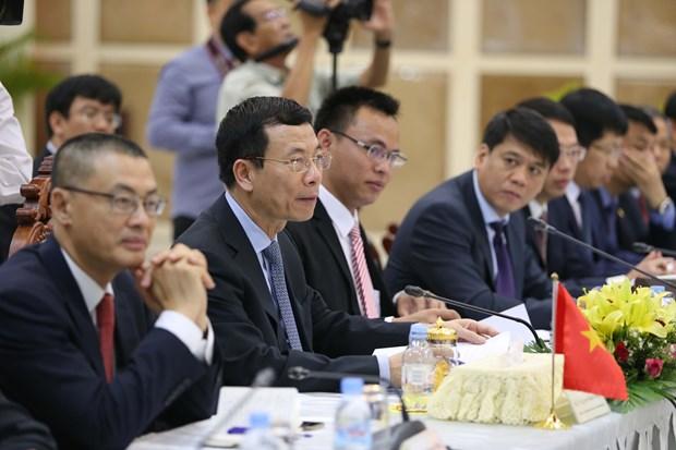 越南与柬埔寨加强信息与传媒领域的务实合作 hinh anh 2