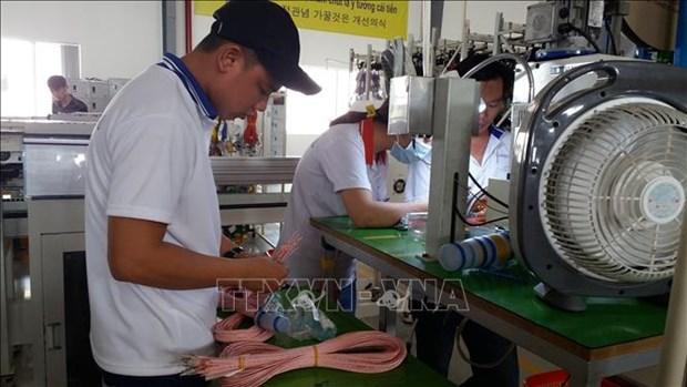 韩国对巴地头顿省的投资位居第一 hinh anh 1
