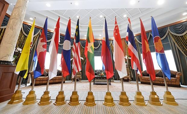 第七次东盟与加拿大联合合作委员会会议在印尼召开 hinh anh 1
