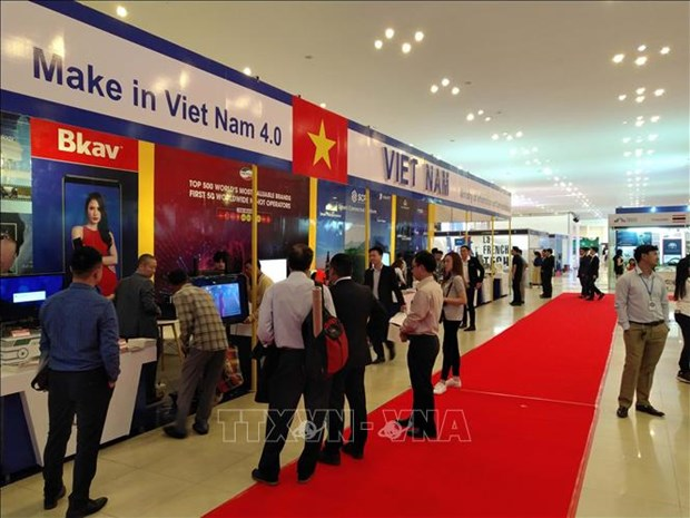 越南邀请各国加入第四次工业革命合作中心 hinh anh 2
