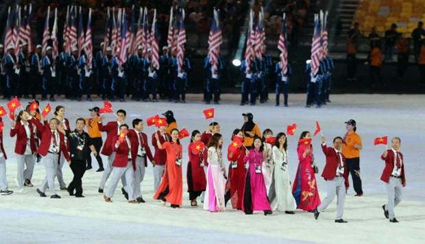 越南2021年第31届东南亚运动会将设36个比赛项目 hinh anh 1