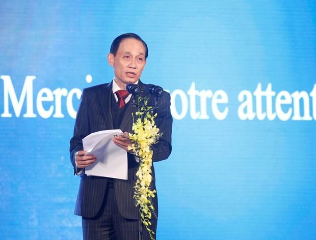 法语色彩——促进法语在越南发展 hinh anh 1