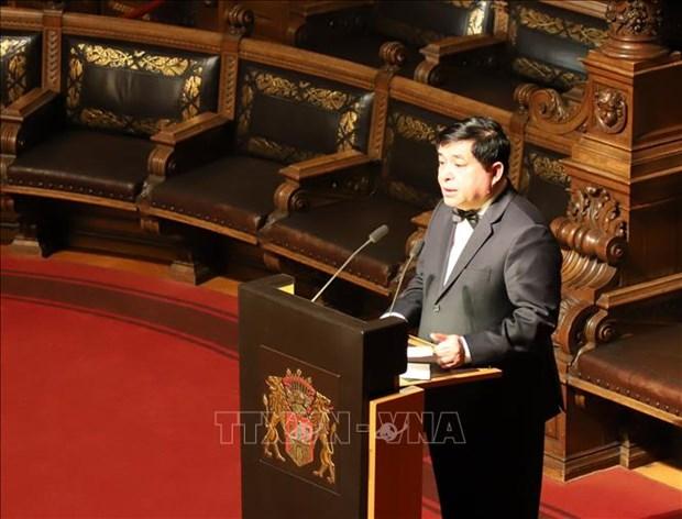 欧盟将早日批准《越南—欧盟自贸协定》 hinh anh 2