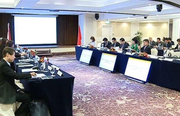 越南与新加坡将开展科技创新合作 hinh anh 1