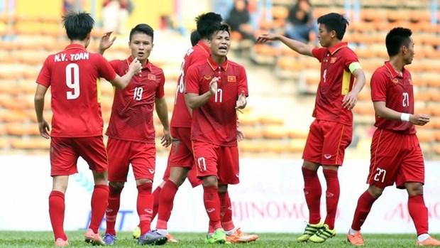 越南国足队将赴泰参加2019年泰王杯足球赛 hinh anh 1