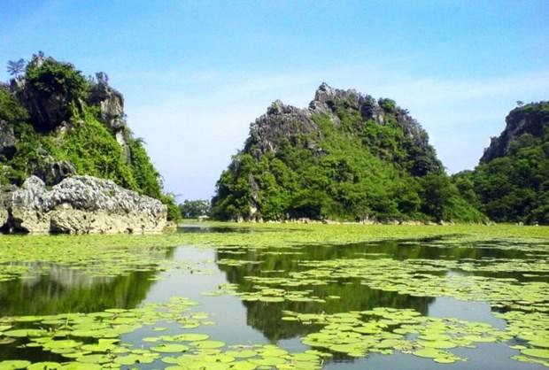 连接越南清化省与老挝华潘省的首条旅游线路正式亮相 hinh anh 1