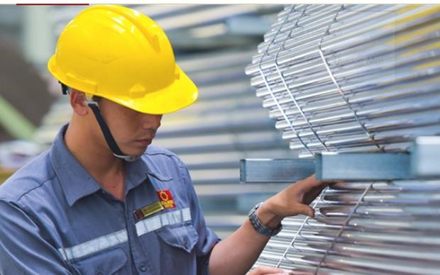 越南莲花集团对欧洲市场出口钢板达到1.5万吨 hinh anh 1