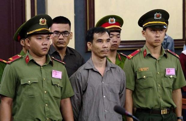 """维持对""""越南民族联盟""""组织5名被告人的原判 hinh anh 1"""