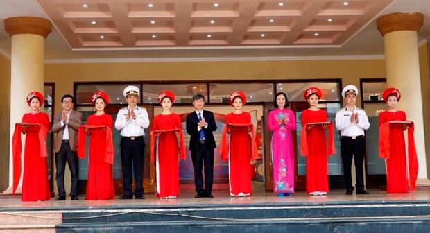 越南海洋岛屿:激发干部、党员和人民爱祖国海洋岛屿的感情 hinh anh 1