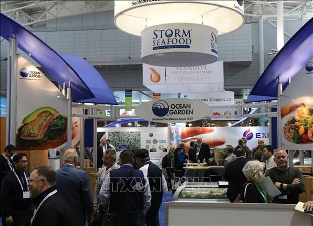 2019年美国波士顿国际水产展——越南水产企业的黄金机遇 hinh anh 1