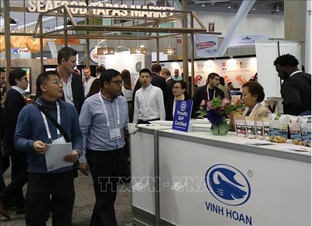 2019年美国波士顿国际水产展——越南水产企业的黄金机遇 hinh anh 2