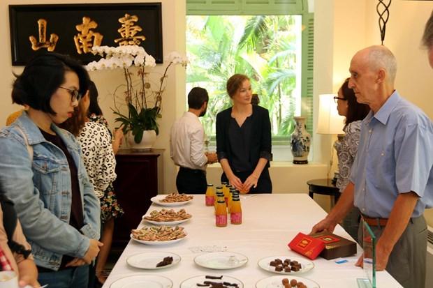 全球最大的法式晚餐将在越南等举行 hinh anh 1