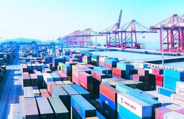 越南对老挝出口呈现良好的增长态势 hinh anh 1