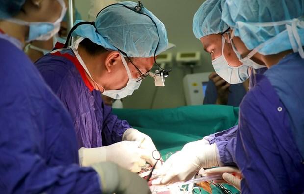 器官移植手术国际经验分享 hinh anh 2