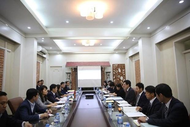 越南与日本就《移交被判刑人员协定》开展第二轮磋商 hinh anh 1