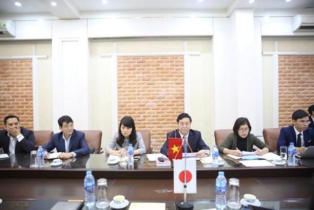 越南与日本就《移交被判刑人员协定》开展第二轮磋商 hinh anh 2