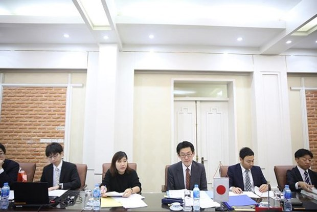 越南与日本就《移交被判刑人员协定》开展第二轮磋商 hinh anh 3