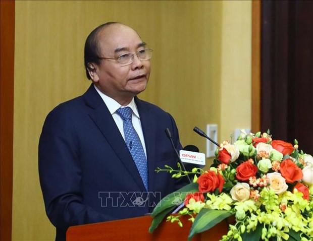 越南政府总理阮春福: 筑起新形势下坚固的警备区 hinh anh 2
